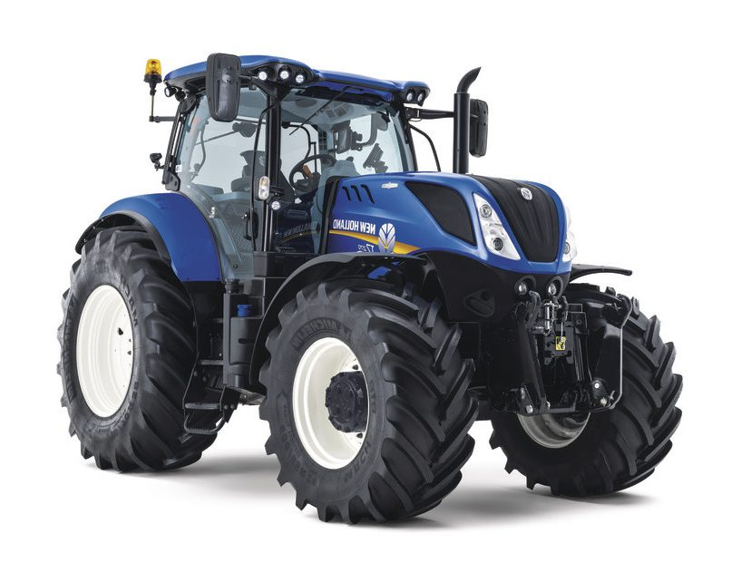 New Holland T7 195S