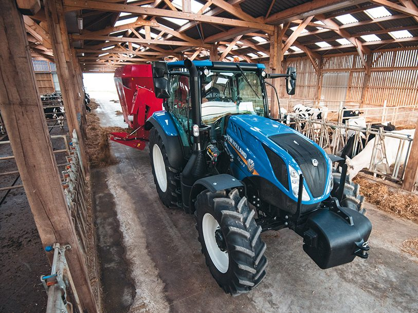 New Holland T6 165 AC