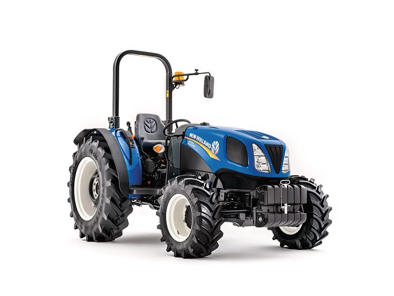 New Holland TD3 50