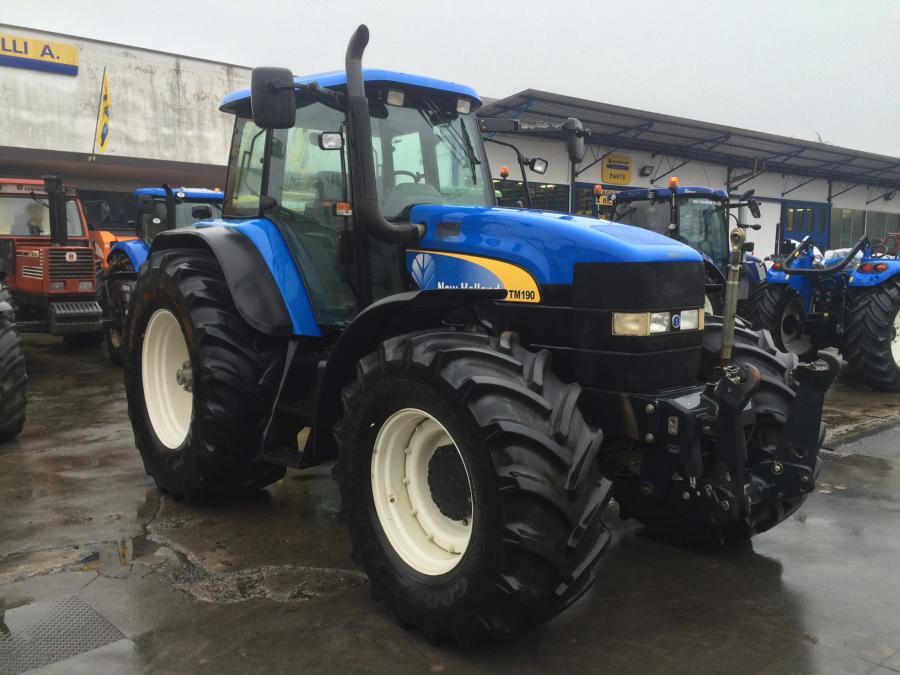 tm 190 new holland